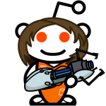 This is my reddit avatar. All employees get one